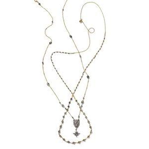 🌟NIB Drop Sparrow Necklace